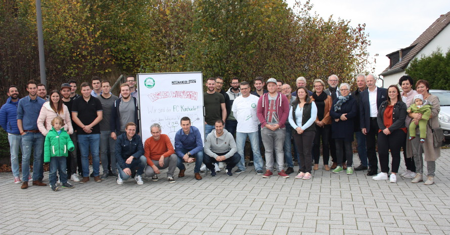 Wir sind der FC Kirchweiler! - auf dem Weg zur Vision 2025 Foto: FC Kirchweiler