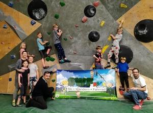 SWF Kids & family – Breitensport trifft Natur und Umwelt Foto: SG Egelsbach