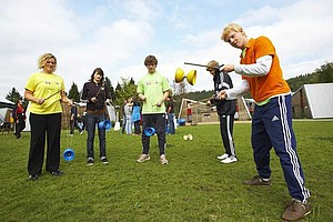 Jonglieren (c) LSB NRW, Foto: Erik Hinz