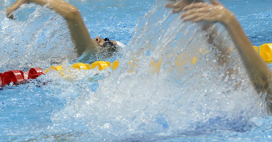 Die Suche nach Nachwuchsschwimmern im Behindertensport ist nicht einfach, aber es gibt erfreuliche Tendenzen. Foto: picture-alliance