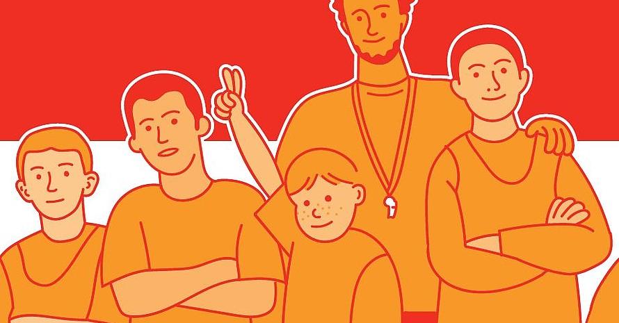 Persönliche Geschichten aus dem Leben von fünf Teilnehmer*innen des Übungsleiterlehrgangs und von ihrer Motivation, als Übungsleiter*innen in ihrem Verein aktiv zu werden.