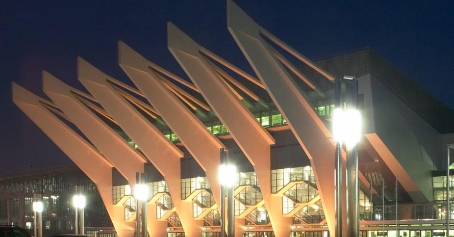 Die ÖVB-Arena in Bremen ist Austragungsstsätte für die Senioren-EM 2013. Foto: ÖVB-Arena