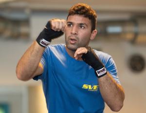 Hasib Aziz war lange als Botschafter des Sports beim SV Eidelstedt tätig und engagiert sich nun weiter neben seiner Ausbildung im Verein