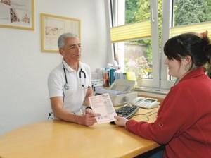 Ärzte können Patienten auch ein Rezept für Bewegung ausstellen. Foto: LSB NRW/Andrea Bowinkelmann