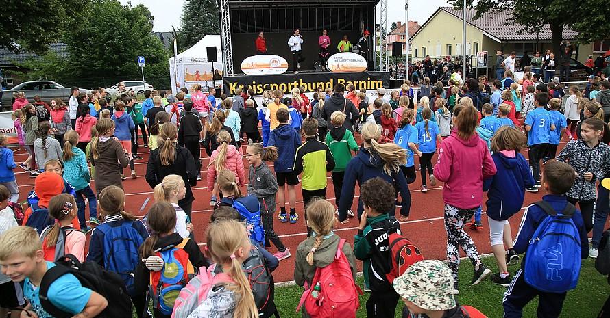 Tolle Stimmung beim vierten Tourstopp in Eberswalde; Foto: Treudis Naß