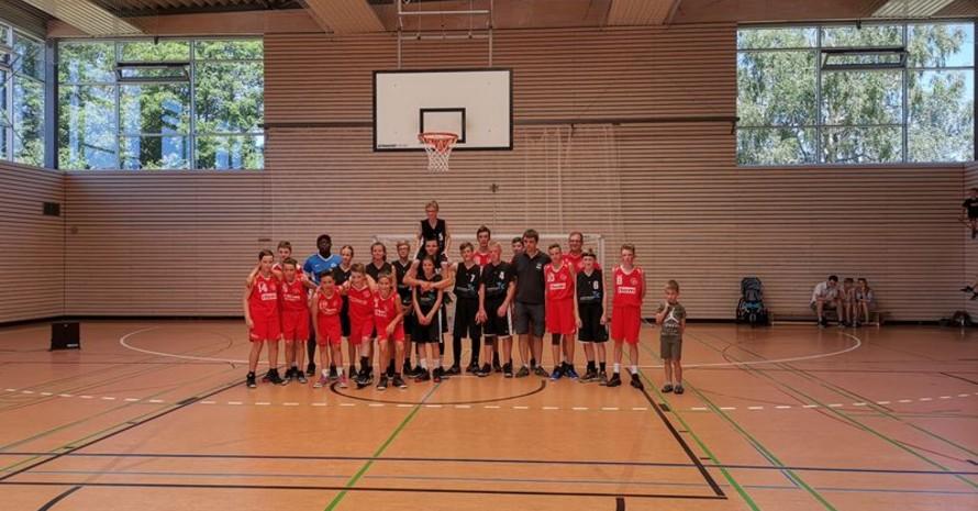 """Miners Freiberg - Basketball: Jung, attraktiv, grenzenlos"" Foto: ATSV Freiberg e.V."