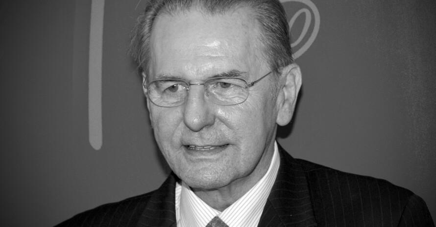 Der ehemalige IOC-Präsident Jacques Rogge ist im Alter von 79 Jahren gestorben. Foto: picture-alliance