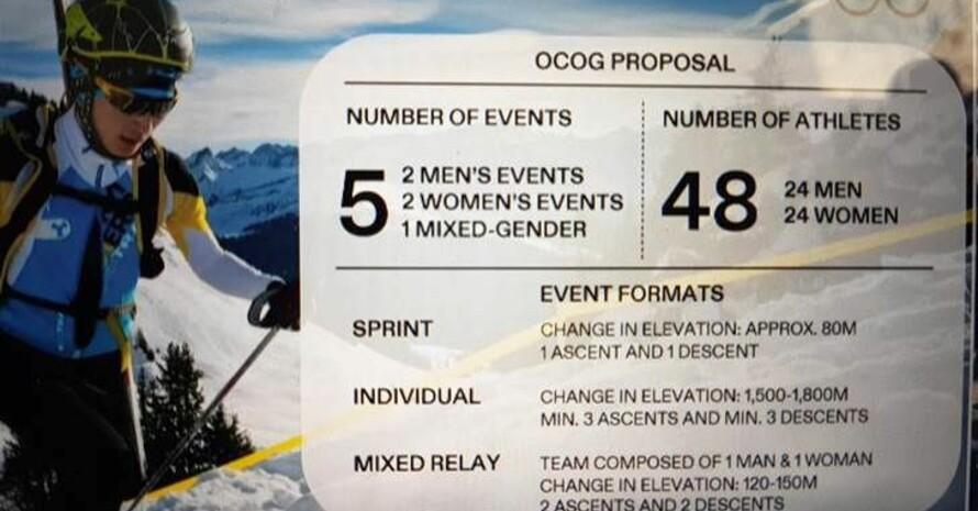 Der International Ski Mountaineering Federation (ISMF) gehören aktuell 30 Mitgliedsverbände an. Foto: DOSB