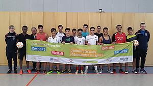 Teilnehmer Fussball 09 2018