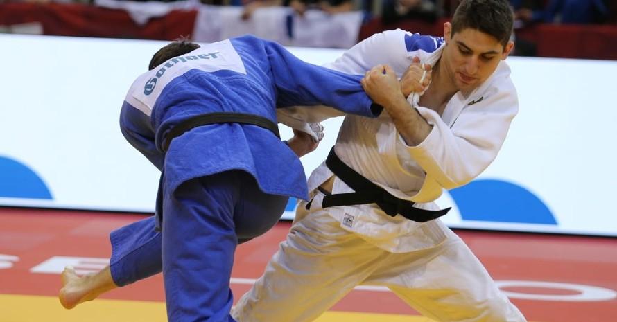 Edurard Trippel (r.) tritt in Wien in der Klasse bis 90 kg an. Foto: DJB