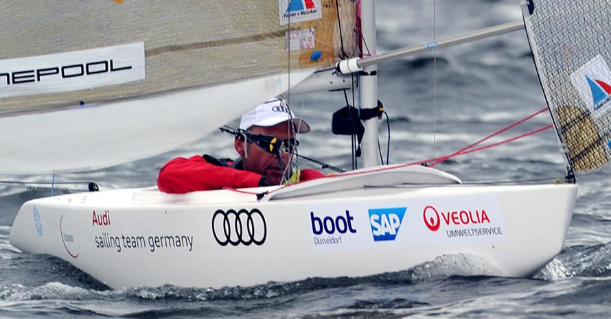 Die STG Academy fördert das olympische und paralympische Segeln zu gleichen Teilen. Foto: picture-alliance