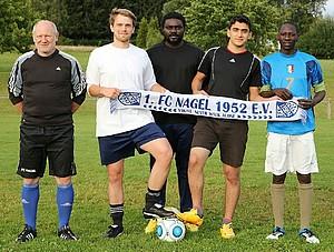 IDS-Stützpunktverein 1. FC Nagel. Foto: FC Nagel