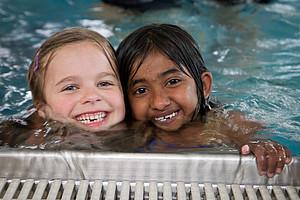Schwimmen beim SSC Landau (Foto: Rainer Bieling)