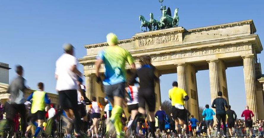 Am 28. und 29. September startet die Saison mit dem Berlin Marathon. Foto: picture-alliance