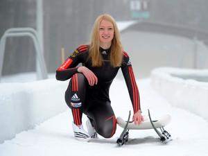 Die Rennrodlerin Aileen Frisch wird künftig für Südkorea starten. Foto: picture-alliance