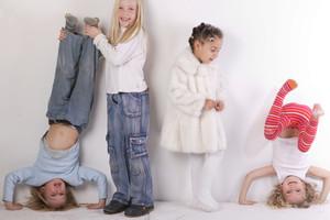 Das Symposium Bewegungs(t)räume will Alltagsbewegung von Kindern und Jugendlichen fördern. Copyright: picture-alliance