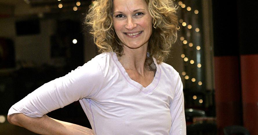 Die ehemalige Hochspringerin Heike Henkel wird das Finale der Festivals des Sports eröffnen. Copyright: picture-alliance