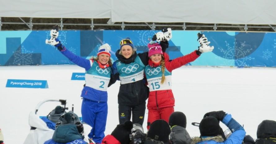 Bei den Damen siegte Stina Nilsson aus Schweden.