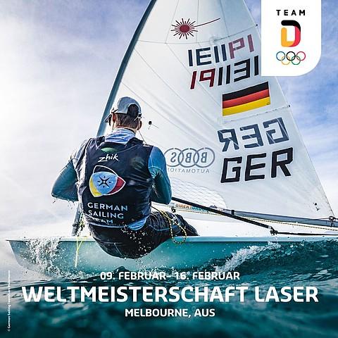 WM Laser in Australien