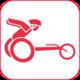 Rollstuhlleichtathletik