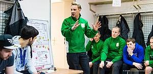 Mit dem Projekt soll der Trainer*innenberuf gestärkt werden. Foto: LSB NRW/Andrea Bowinkelmann