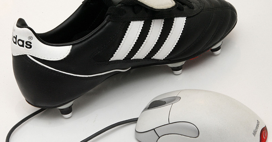 Auch im Sport gehört die Digitalisierung dazu. Foto: picture-alliance
