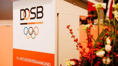 Mitgliederversammlung 2019 Foto: DOSB/Jan Haas