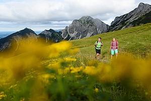 Heiße Tage in den Bergen sind nicht zu unterschätzen. Foto: DAV/Wolfgang Ehn