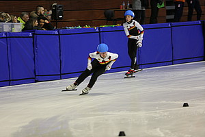 Die deutsche Mixed-Teamstaffel in Action. Foto: DOSB