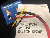 """Das Strategiekonzept """"Inklusion im und durch Sport"""" Quelle: DOSB"""