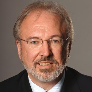 Rudolf Henke; Foto: Bundesärztekammer
