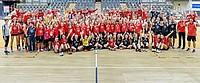 Die Handballerinnen von Leverkusen stellen Mannschaften von der A-Jugend bis zu den Minis (Quelle: Verein)