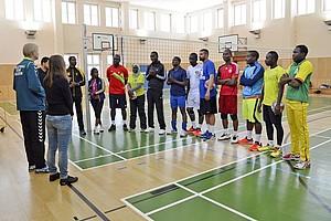 Ab Februar bietet die Universität Leipzig wieder internationale Trainerkurse an. Foto: ITK Leipzig/Sebastian Evans