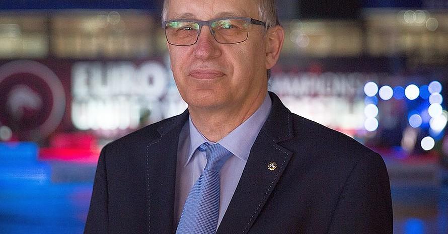 Karl-Martin Dittmann, der Generalsekretär des Deutschen Ringer-Bundes (DRB), gehört auch weiterhin zum Präsidium des europäischen Verbandes. Foto: Kadir Caliskan/DRB