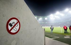 Rauchen und Sport vertragen sich nicht. Foto: picture-alliance