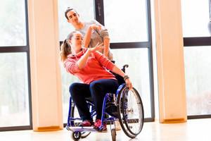 Das Projekt berät zehn verschiedenen Modellregionen hinsichtlich der Teilhabemöglichkeiten von Menschen mit Behinderung im Sport. Foto: LSB NRW