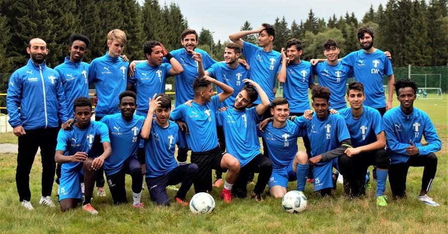 Foto: FC Blau-Weiß Leipzig