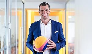 Dr. Michael Ilgner wechselt im März nächsten Jahres von der Sporthilfe zur Deutschen Bank. Foto: picture-alliance