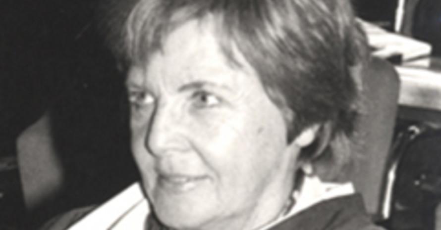 Ilse Bechthold, Ärztin und Sportlerin, ist mit dem Alice Profé-Preis ausgezeichnet worden (Foto: privat).