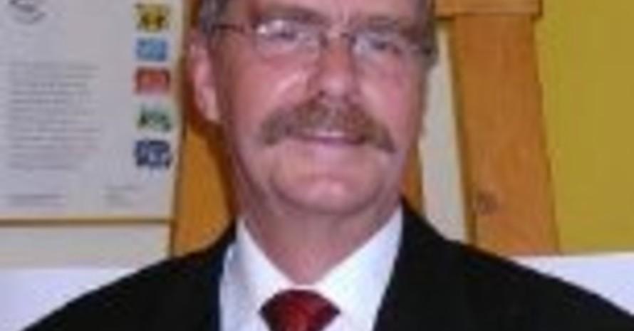 Wolfgang Remer, Präsident des Landessportbundes Mecklenburg-Vorpommern