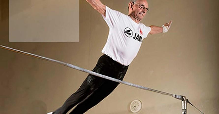 Auch im fortgeschrittenem Alter kann Sport noch auf hohem Niveau ausgeübt werden. Foto: DOSB/Karsten Thormaehlen