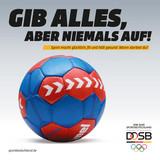 Motiv »Handball«