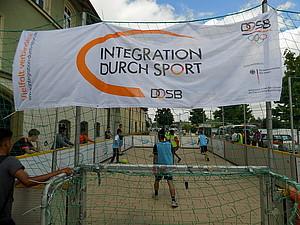 Fest der Kulturen in Kitzingen. Foto: Verweyen/IDS