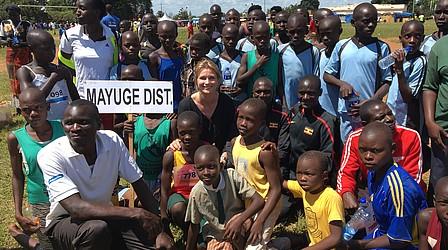 Botschafterin in Uganda © GIZ Uganda
