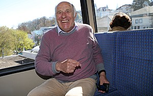 Prof. Helmut Digel feiert am 6. Januar den 75. Geburtstag. Foto: picture-alliance