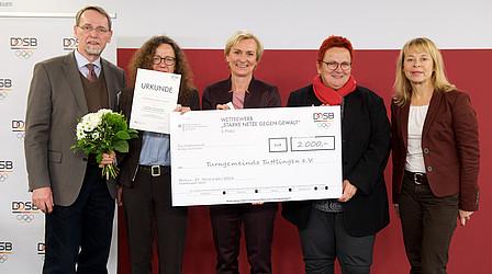 "3. Platz ""Turngemeinde Tuttlingen"" 2016"