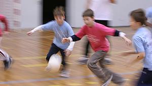 Der Handball-Nachwuchs stand im Mittelpunkt des dreitägigen Symposiums. Copyright: picture-alliance