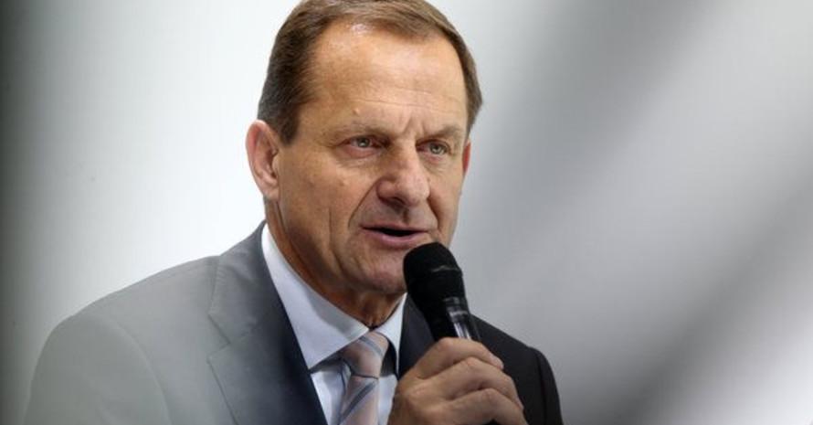 Alfons Hörmann kritisiert die Entscheidung des CAS. Foto: picture-alliance