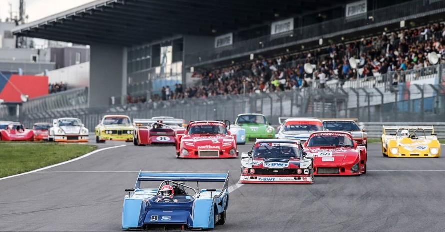 Ein umfangreiches Hygienekonzept sorgt für Sicherheit von Aktiven und Zuschauern am Nürburgring. Foto: DMSB