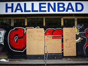 Die Bäderallianz fordert den Erhalt und die Weiterentwicklung der Bäder. Foto: picture-alliance